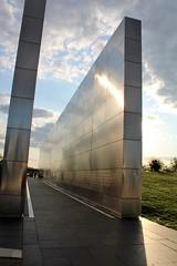 IMG_0472 (thehachland) Tags: newyorkcity building canon newjersey memorial state worldtradecenter empire statueofliberty christophercolumbus libertystatepark