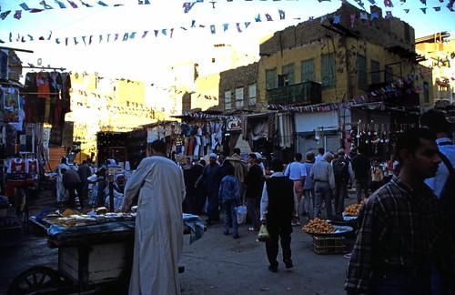 "Ägypten 1999 (074) Im Souk, Assuan • <a style=""font-size:0.8em;"" href=""http://www.flickr.com/photos/69570948@N04/27187351075/"" target=""_blank"">View on Flickr</a>"