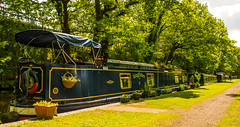 Canal Community (williamrandle) Tags: uk trees england green water landscape canal spring community nikon outdoor westmidlands towpath waterways moorings 2016 narrowboats bardge ashwood buoyant d7100 worcestershirestaffordshirecanal tamron2470f28vc