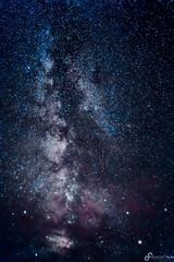 Milky Way (Baleartic Islands) (Benedikt Filip) Tags: nacht violett natur spanien ausen milchstrase abstrakt blau himmel sterne menorca einfarbig langzeitbelichtung astrologie textur