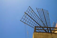 Vento e sale (robyf80) Tags: sky windmill saline mulino