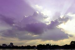 Sunset (lehoang318) Tags: sunset sky rays
