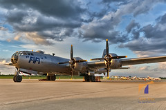 (WK Pix) Tags: fifi chicagoland karr b29 superfortress