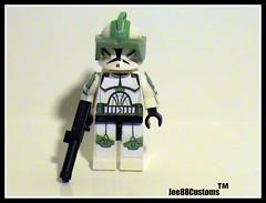 Captain Lock (Joe88Customs) Tags: season star lego lock 4 captain wars clone grevious