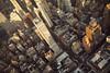 Streets of NYC I (Alberto Sen (www.albertosen.es)) Tags: street new york streets building night noche calle nikon state alberto empire nueva calles sen estadosunidos eeuu albertorg albertosen