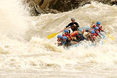 Hakatpur on the Sun Kosi river Adventure rafting and Kayaking trip