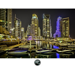 Marina - Dubai (_PEC_) Tags: blue iris 2 house paris west tower beach night marina photoshop canon eos hotel photo high pix long exposure dubai photographie dynamic image d mark 5 united tripod picture engine pic resort full emirates torch arab ii arabe frame l 5d 24 28 usm pause residence scape 70 range nuit hdr unis 2012 jumeirah manfrotto the grosvenor dusit mark2 pec longue duba trepied emirats oloneo flickrstruereflection1 flickrstruereflection2 flickrstruereflection3 flickrstruereflection4 flickrstruereflection5 flickrstruereflection6