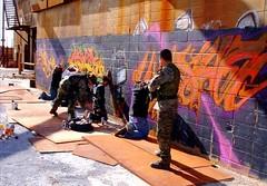 SALEM1, JSEK PGR, VERSUZ KOG (Drunk'nDogg) Tags: graffiti salem actionshot kog 269 pgr versuz lagraffiti jsek