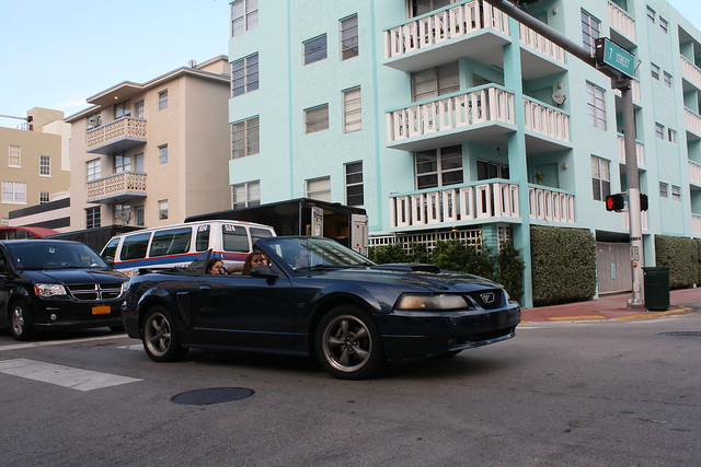 2003 county 2001 city 2002 urban ford 2004 kids youth buildings march spring aqua 2000 apartment traffic florida miami balcony convertible grand 1999 dodge intersection caravan mustang 2012 7thstreet ponycar dade seventhstreet