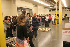 Saturday in Service at the Oregon Food Bank (A look at campus life here in Portland, Oregon.) Tags: oregon campus portland for photo engagement student community university service pdx lc admissions studentlife undergraduate lewisclarkcollege oregonfoodbank