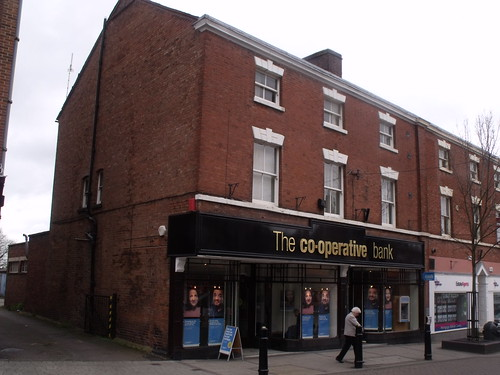 The Co-operative Bank - 8 Colehill, Tamworth