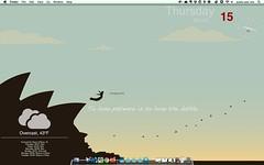 desktop 2012-03-15 (James Enloe) Tags: desktop pro geektool macbook