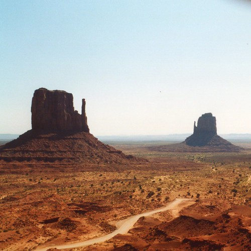 USA, Monument Valley 052