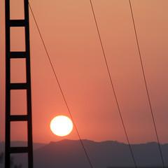 . (Color-de-la-vida) Tags: sunset relax zen musica desdemiventana 132002 sooc colordelavida