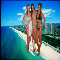 3 giantesses (joe.pat56) Tags: hot sexy breasts goddess growth teen teenager aviary giantess