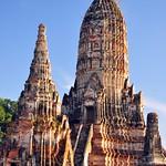 Temples of Wat Chaiwatthanaram thumbnail