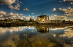 Miletus, Turkey (Nejdet Duzen) Tags: trip travel reflection history turkey ancient trkiye ruin harabe antik yansma turkei sacredway seyahat aydn tarih milet miletus saariysqualitypictures mygearandme