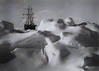Wind-sculptured hummocks (photospencer) Tags: ice ship antarctica endurance frankhurley