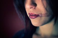 lips ( Daniele Porceddu ) Tags: portrait woman lips