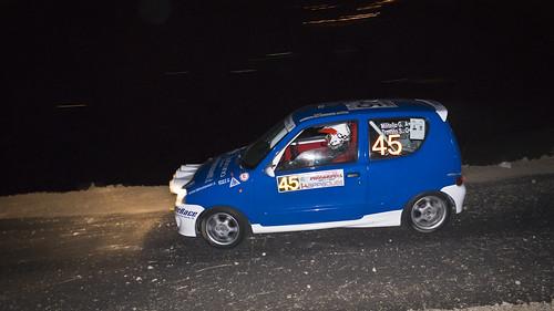 G. MILITELLO e  S. TROVATO | FIAT SEICENTO A0 | 26° Rally Proserpina 2011