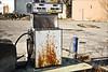 Diesel (• CHRISTIAN •) Tags: station 35mm nikon rust montréal diesel decay gaz gas pump abandon urbanexploration essence rouille urbex pompe mtlguessed ordinaire d80 explorationurbaine gwim