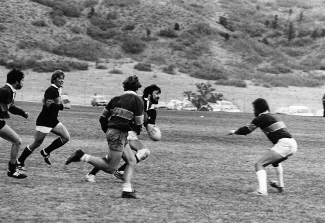 vs Littleton ERRFU Final 1979
