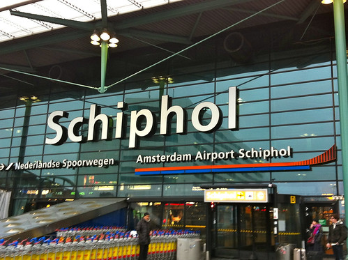 Schiphol Airport Amsterdam - 4 by andynash, on Flickr