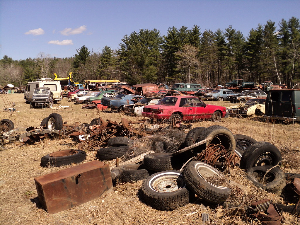 Salvage Yards In Nh >> The World's Best Photos of 1967 and junk - Flickr Hive Mind