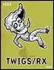 Droppin dat ass (Twigs-) Tags: tree twigs rx sittin