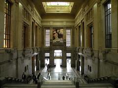 Stazione Centrale, Milano (twiga_swala) Tags: italy milan station architecture italian italia milano central railway stazione fascist centrale cle