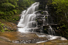 Sylvia Falls (Daniel Willans) Tags: park blue mountains waterfall australia falls wentworth national nsw