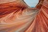 Dusk at The Wave (Photography by Steven Frudak) Tags: nikon sandstone erosion sanddunes thewave coyotebuttes vermilioncliffs twinbuttes pariariver wirepasstrail rte89 houserockvalley stevenfrudak copyright2011 wwwstevenfrudakcom copyright2012 buckskintrail sandstonestriations