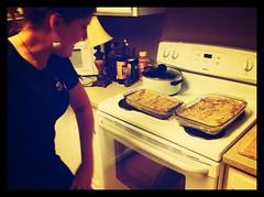 IMG_1353 (waffle batter) Tags: bueno enchiladas greenchile masgrande iphonography