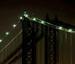 Manhattan Bridge (Surrealplaces) Tags: new york city newyorkcity bridge night manhattanbridge