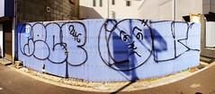 (J.F.C.) Tags: japan graffiti tokyo msk sect bbb 246 gkq