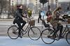 February Urban Cycling (Mikael Colville-Andersen) Tags: fashion bike bicycle copenhagen denmark cycling blog danish bici chic mode danmark kopenhagen fahrrad vélo københavn sykkel cykel bicicletta copenhague nørrebrogade cykling streetstyle girlsonbikes cyclechic copenhagencyclechic cykelpige velopassioncc