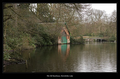 The Old Boathouse, Hartsholme Lake (roddersdad) Tags: lincolnshire lincoln febuary 2012 canonef50mmf14 canon1dsmkll hartsholmelake copyrightclivejmaclennan