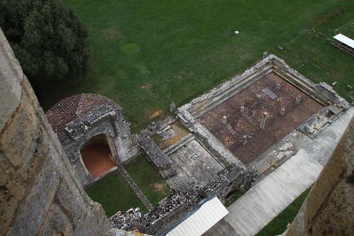 Abbatiale de la Sauve-Majeure (en ruine)