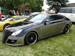 custom Mercedes CLS (scott597) Tags: mercedes custom cls