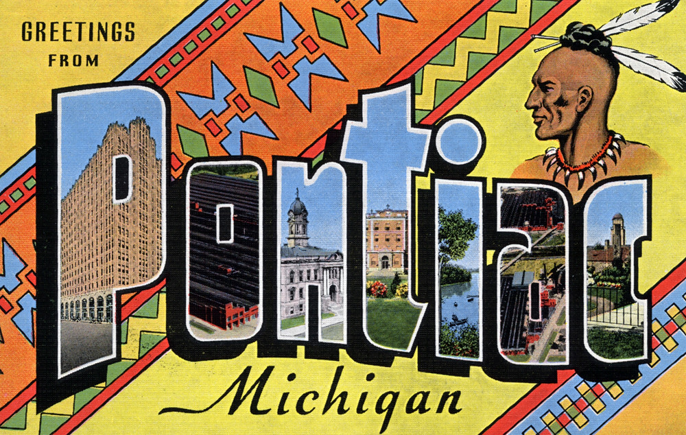 The worlds best photos of greetings and michigan flickr hive mind greetings from pontiac michigan large letter postcard shook photos tags linen m4hsunfo