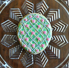 Faberge Egg Cookie