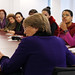UN Women Executive Director Michelle Bachelet meets with GEAR Latin America Group America Group