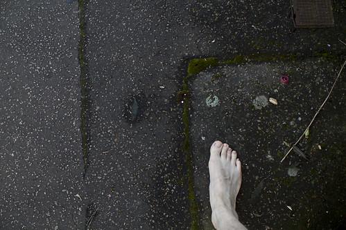Naked Foot