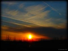 """""""NY sunset"""" (canaltowntraveler) Tags: elementsorganizer"""