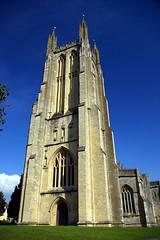 St Cuthbert's, Wells in Somerset (Whipper_snapper) Tags: uk england church pentax churches wells somerset gb stcuthberts hotfuzz