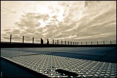 On top of the world (Jurgen Delannoo) Tags: sky clouds mas nikon europa europe belgium belgique belgie belgi ciel antwerp nuages antwerpen jurgen anvers belgien wolk museumaandestroom delannoo jurgendelannoo