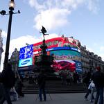 Bustle at Piccadilly Circus thumbnail