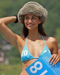 HOT (sjaradona) Tags: france hot sexy girl hat by canon warm cap bikini frankrijk diet 2009 meisje muts peole 2018 img4900