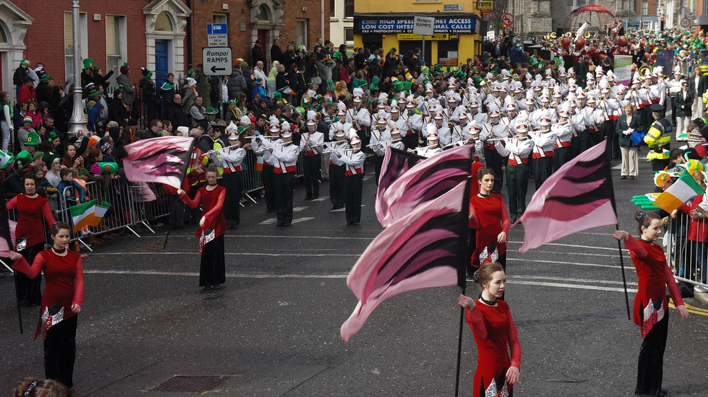 Clondalkin Youth Band, Dublin (Ireland)