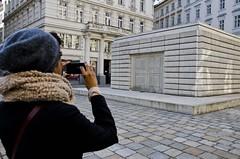Jewish memorial (khawkins04) Tags: vienna wien austria österreich memorial jewish loul
